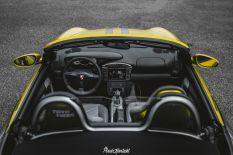 AMTS 2020 Porsche Boxster S fotózás