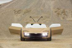 Vision 2030 Desert Raid by CFG
