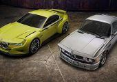 BMW E9 legenda, modern gúnyában