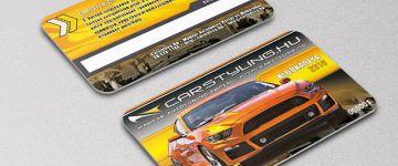 Megérkeztek a 2016-os Carstyling klubkártyák!