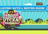 Balatoni Autó & Motor Show - most hétvégén!