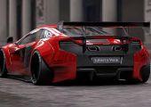 Liberty Walk a McLaren-hez is
