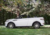 Fedél nélkül: AEZ Range Rover Evoque kabrió