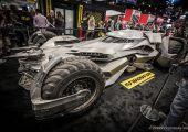 A legújabb Batmobile is kint volt a SEMA Show-n
