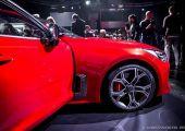 Ellenfél a 4-es BMW-nek? Így mutatkozott be a KIA sportkupéja