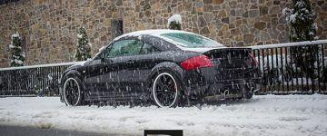 Télen is megbízható klasszikus: DOTZ Audi TT