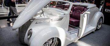 Európa legjobbja 2015:  Iain Bowie, Ford Roadster Custom 1937