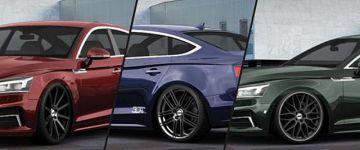Variációk egy témára: AEZ Audi A5 Sportback