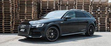 Nem csak betonútra: AEZ Audi A4 Allroad