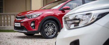 KIA Stonic: új kistigris a B-SUV kategóriában