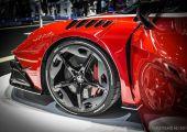 Fényűzés a köbön: megnéztük a Dubai Autószalont!