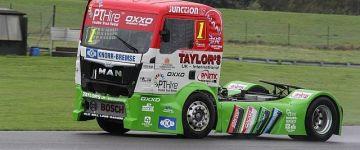 Az AMTS-en debütál az OXXO Hungary Truck Racing Team megújult versenykamionja!