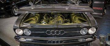 Valódi GT-t az Audi 100 Coupéból? Mi lenne, ha...