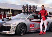 17 éves magyar hölgy a Nürburgring új hőse