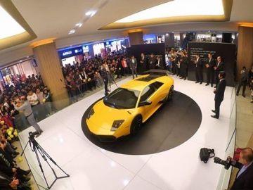 Iráni replika képében térhet vissza a Lamborghini Murciélago?
