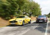 680 lóerősre húzta fel az új Mustang GT-t a Wolf Racing