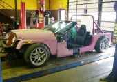 Z06-os Corvette-ből Jeep Wrangler?