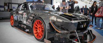 Az a bizonyos cseresznye a habon: Toyo Tires a SEMA Show-n