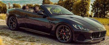 Pogea Racing Maserati GranCabrio