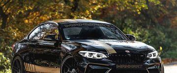 Manhart MH 550 BMW M2 Competition
