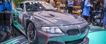 Világpremier: Essenben mutatkozott be a DOTZ Supra motoros BMW Z4 projektje!