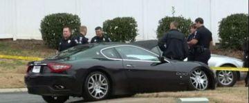Nagyon szeretett volna egy Maseratit, ezért rabolt magának egyet egy amerikai férfi
