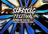 Hétvégén újra száguld a legnépszerűbb hazai drift bajnokság nyitó hétvégéje, a Sebesség Fesztivál!