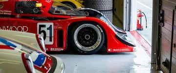 Időutazás autóverseny módra: lezajlott a második Hungaroring Classic