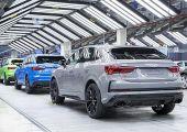 Rajthoz állt az Audi RS Q3 és az RS Q3 Sportback az Audi Hungariánál
