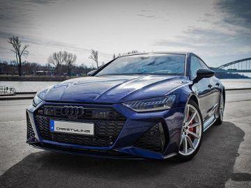 Instant addikció: az új Audi RS7 Sportback