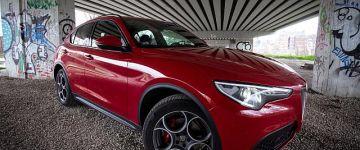 Stílusosan olasz: Alfa Romeo Stelvio