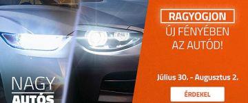 Ragyogjon új fényében az autód!