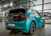 Volkswagen ID.3-ast a Ferihegy Autótól!