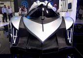 Devel Sixteen, az 5.000 lóerős szuper sportautó