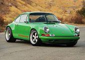 Úgy, mint senki más: Singer Porsche 911