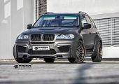 Szélesen: Prior Design BMW X5
