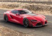 Toyota FT-1 Concept - a jövő Toyotája?