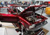 Európa egyik legszebb tuning autója az AMTS-en!