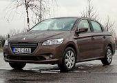 Teszt Peugeot 301: variációk 1 témára