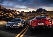 Magyarországon először: Alfa Romeo 4C!