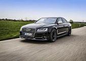Audi S8 ABT-módra