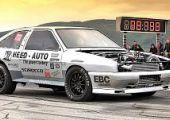 Bulgária leggyorsabb autója