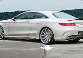 800 lóerővel: Voltage Design S63 AMG Coupe