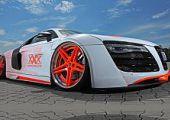Második felvonás: xXx-Perfromance Audi R8