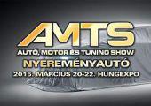 Találkozz élőben az AMTS 2015 nyereményautójával!