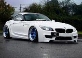 BMW Z4 Widebody - jól csinálod
