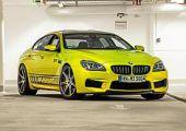 A világ leggyorsabb BMW M6 Gran Coupé-ja?