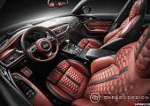Audi A6-ban, Bentley minőségben