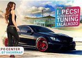 Június 7: Pécsi Autó-Motor Tuning Találkozó