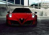 Az Alfa, ami Mercedes AMG GT-t reggelizik